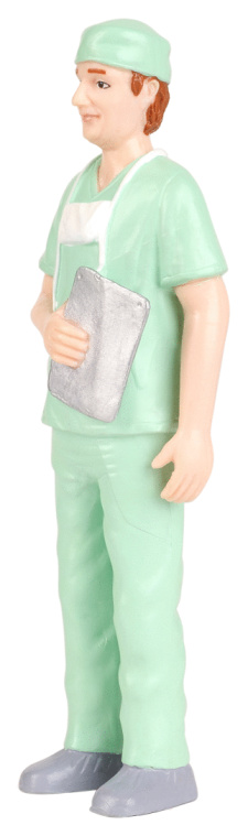 Doll「Figurine of healthcare worker」:スマホ壁紙(10)