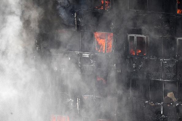 Topix「24-Storey Grenfell Tower Block On Fire In West London」:写真・画像(10)[壁紙.com]