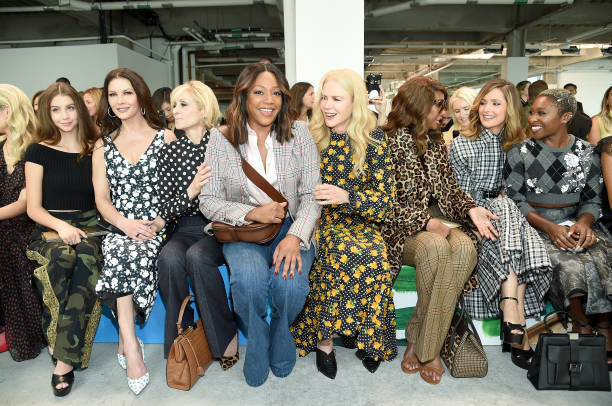 Michael Kors Collection Spring 2019 Runway Show - Front Row:ニュース(壁紙.com)