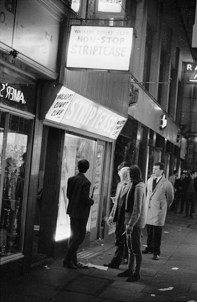 Clubbing「Soho Strip Joint」:写真・画像(11)[壁紙.com]