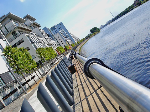 Boulevard「Harbour Flats, Glasgow, Scotland」:スマホ壁紙(7)