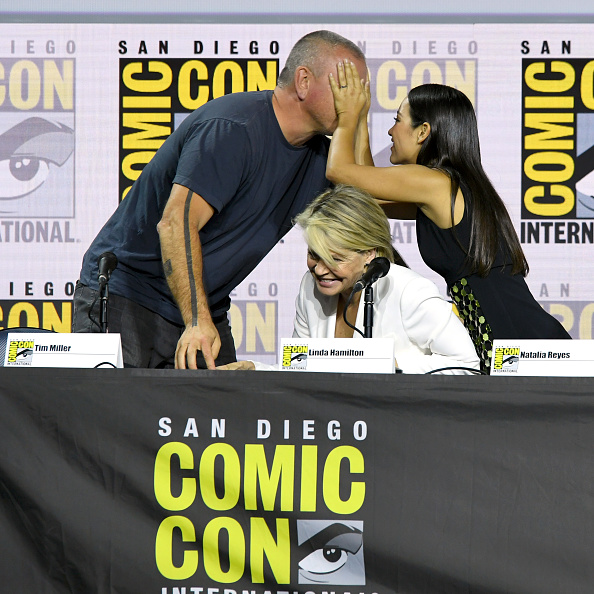 "Comic con「2019 Comic-Con International - ""Terminator: Dark Fate"" Panel」:写真・画像(17)[壁紙.com]"