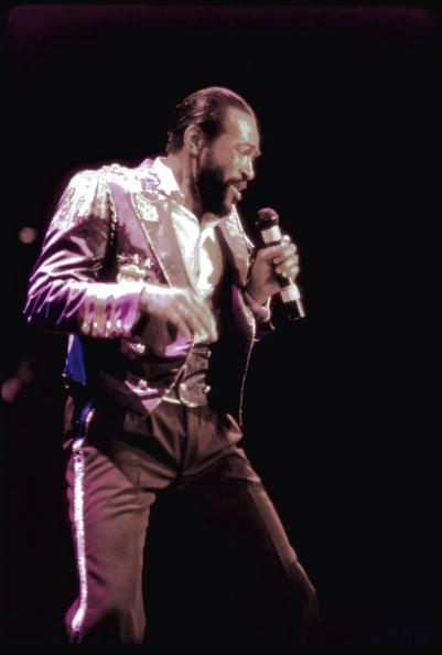 Tallahassee「Marvin Gaye Performing」:写真・画像(8)[壁紙.com]