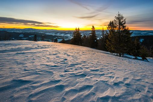Winter Solstice「Mountain sunshine」:スマホ壁紙(4)