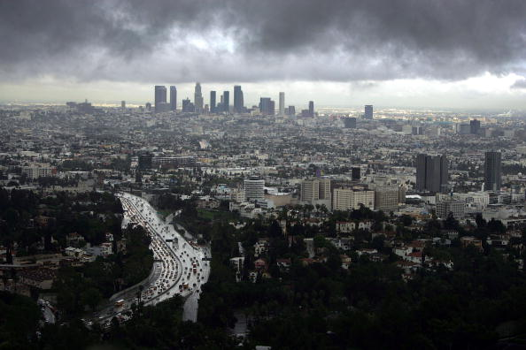 ロサンゼルス市「Southern California Rainy Season Could Break All Records」:写真・画像(5)[壁紙.com]