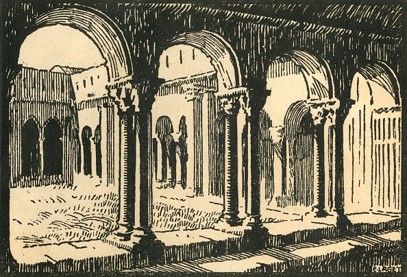 Arles「Cloiture St-Trophime - The Cloisters Of The Church Of St-Trophime」:写真・画像(9)[壁紙.com]