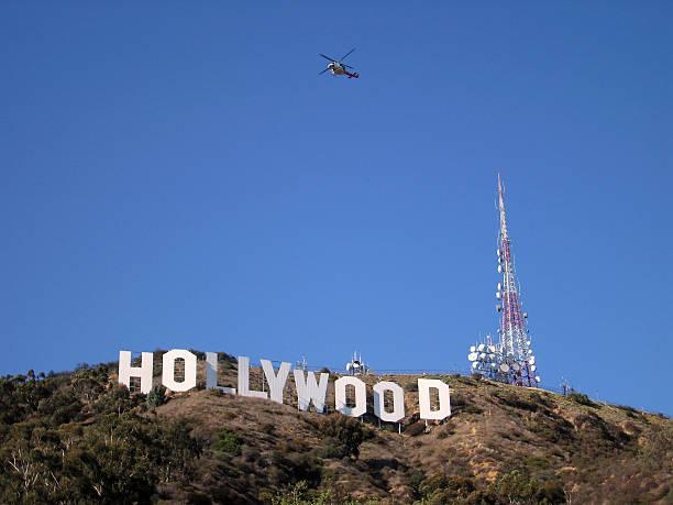 Wildfires Sparked On Hollywood Hills:ニュース(壁紙.com)