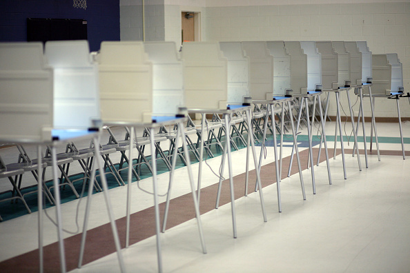 Democratic Party - USA「North Carolina Voters Go To The Polls」:写真・画像(16)[壁紙.com]