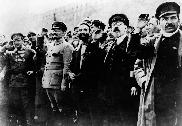 Communism「Stalin and Trotsky」:写真・画像(11)[壁紙.com]