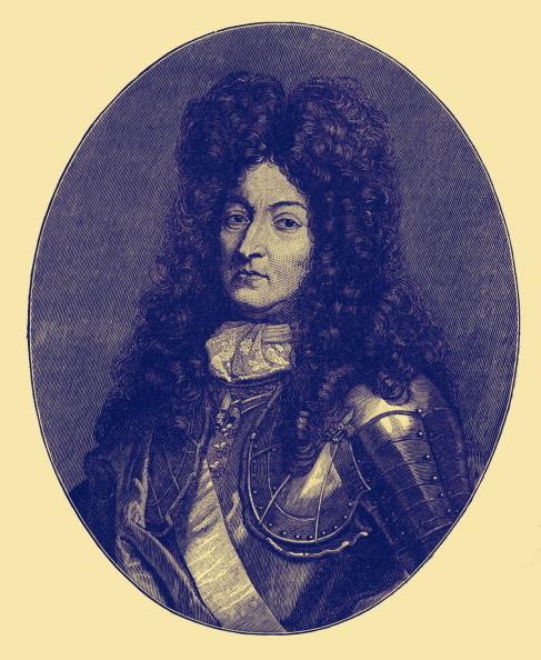 Louis XIV Of France「Louis XIV of France, portrait」:写真・画像(14)[壁紙.com]