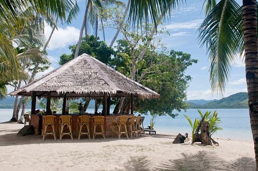 Island「Bar in Dibuluan island」:スマホ壁紙(4)