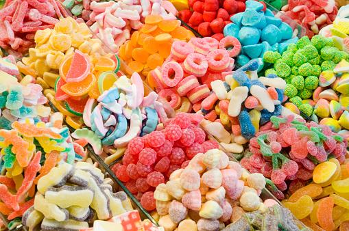 Candy「Candies at la Boqueria Market in Barcelona」:スマホ壁紙(8)