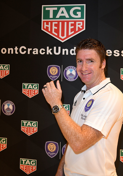 Gerardo Mora「TAG Heuer Celebrates Partnership With Orlando City SC And Orlando Pride」:写真・画像(5)[壁紙.com]