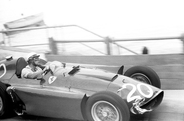 Blurred Motion「Castellotti At Monaco」:写真・画像(11)[壁紙.com]