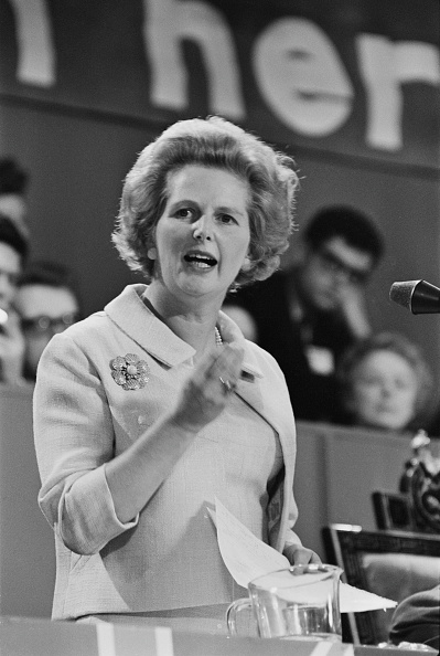 Speech「Margaret Thatcher」:写真・画像(5)[壁紙.com]