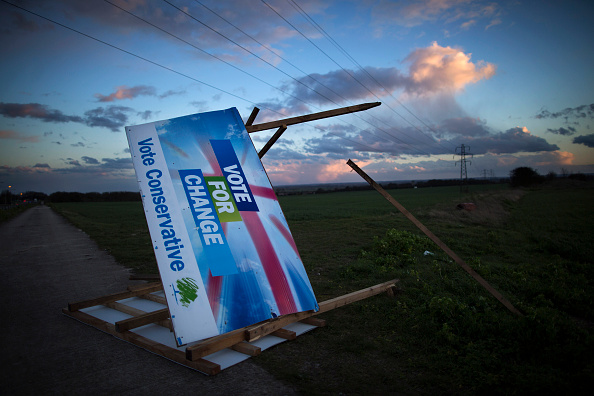 Conservative Party - UK「UK General Election 2015 - Miscellaneous Week One」:写真・画像(1)[壁紙.com]