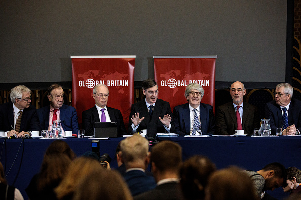 Press Room「European Research Group Hold Brexit Press Conference」:写真・画像(4)[壁紙.com]