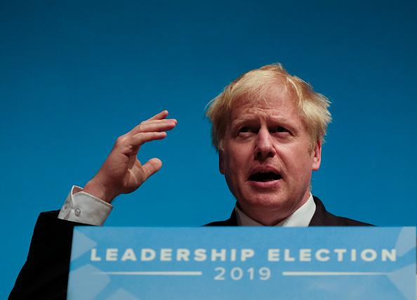 York - Yorkshire「Boris Johnson And Jeremy Hunt Hold Yorkshire & Humber Hustings」:写真・画像(15)[壁紙.com]