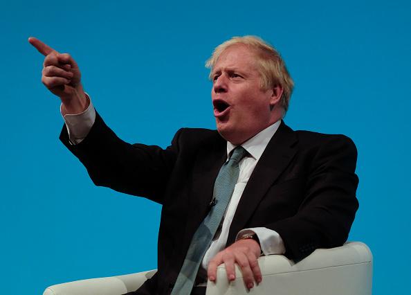 York - Yorkshire「Boris Johnson And Jeremy Hunt Hold Yorkshire & Humber Hustings」:写真・画像(16)[壁紙.com]