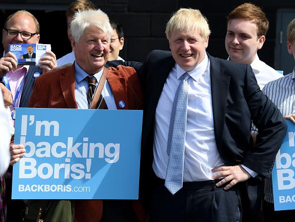 Father「Boris Johnson And Jeremy Hunt Attend South West Hustings」:写真・画像(18)[壁紙.com]