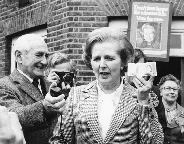 Conservative Party - UK「Margaret Thatcher」:写真・画像(8)[壁紙.com]