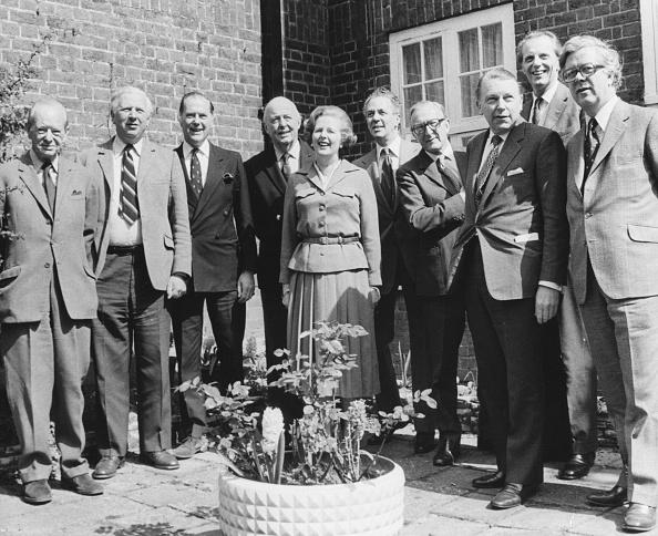 閣僚「Margaret Thatcher And Conservative MPs」:写真・画像(19)[壁紙.com]
