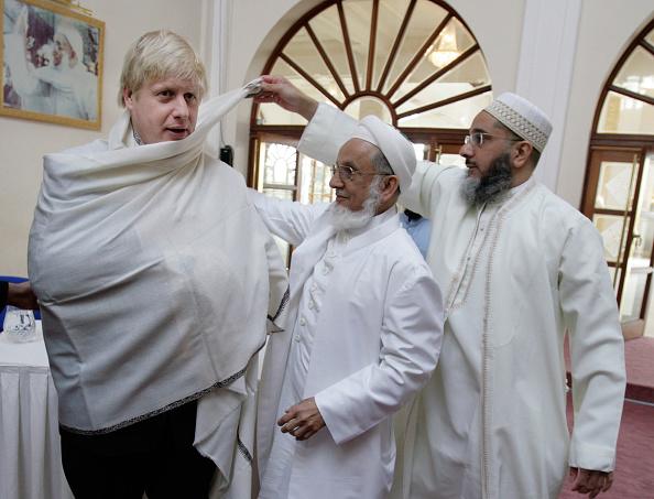 Mayor「Boris Johnson Campaigns For London Mayoral Elections」:写真・画像(19)[壁紙.com]