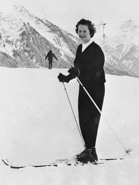 Skiing「Margaret Thatcher」:写真・画像(11)[壁紙.com]