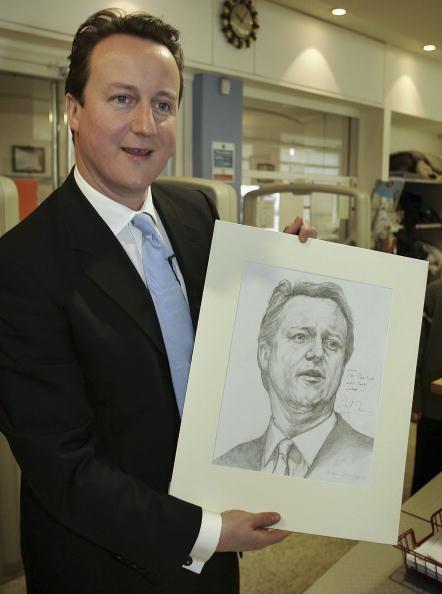 Pencil「David Cameron Launches Democracy Taskforce」:写真・画像(8)[壁紙.com]