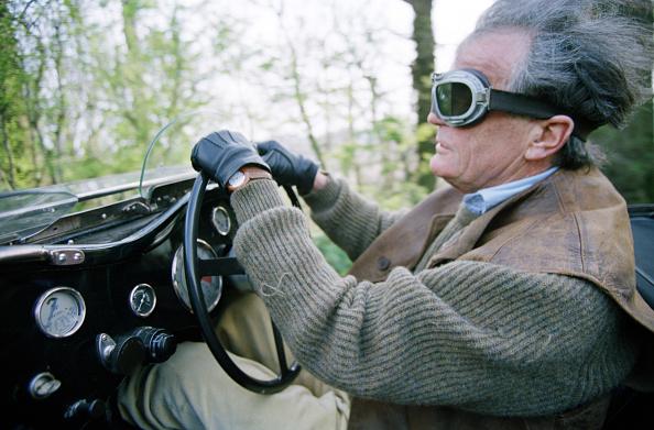Peter Macdiarmid「Clark Driving Jaguar」:写真・画像(19)[壁紙.com]