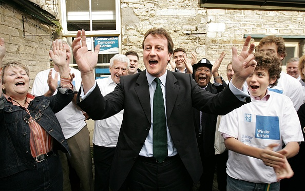 2005「David Cameron Begins Leadership Campaign」:写真・画像(17)[壁紙.com]
