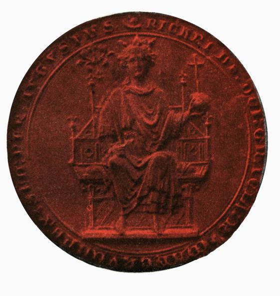 Earl King「Richard of Cornwall stamp」:写真・画像(14)[壁紙.com]