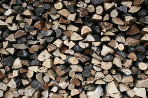 Lumber Industry「Stack of wood, full frame」:スマホ壁紙(9)