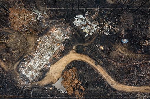 Emergency Services Occupation「bush fire destruction」:スマホ壁紙(9)