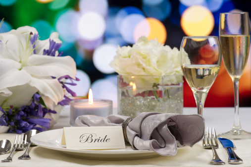 Name Tag「Wedding Reception」:スマホ壁紙(10)