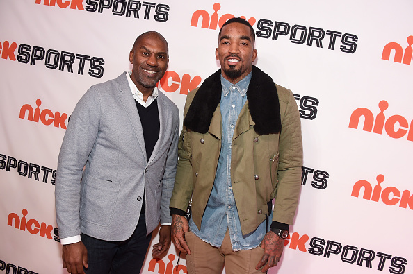 J R Smith「NICKSPORTS Special Screening And Party for Little Ballers Documentary」:写真・画像(18)[壁紙.com]