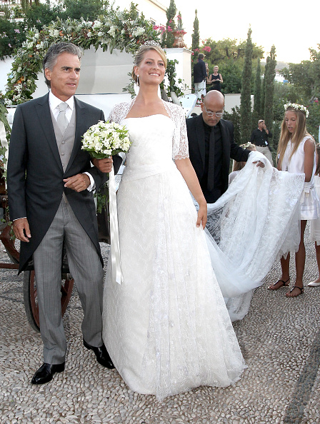 Spetses「Wedding of Prince Nikolaos and Miss Tatiana Blatnik - Wedding Service」:写真・画像(12)[壁紙.com]