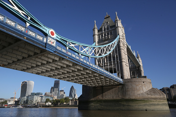 122 Leadenhall Street「London's Tower Bridge Closes Today For Three Months」:写真・画像(3)[壁紙.com]