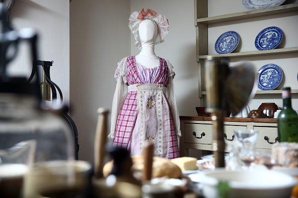 No People「Dickens Museum Launches Exhibition Of Costumes From BBC TV Drama」:写真・画像(16)[壁紙.com]
