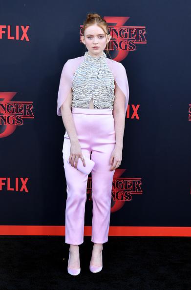 "Crystal「Premiere Of Netflix's ""Stranger Things"" Season 3 - Arrivals」:写真・画像(5)[壁紙.com]"
