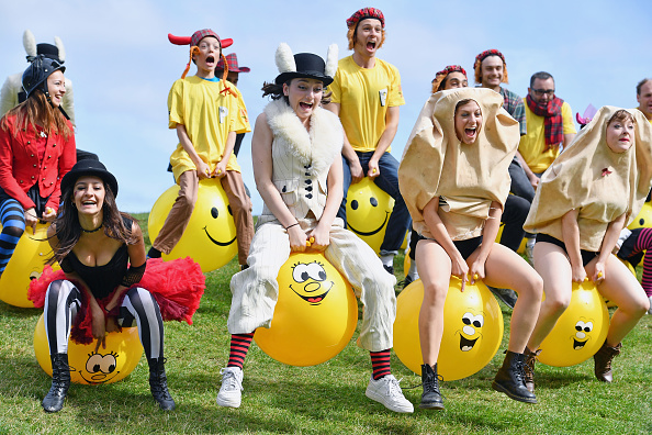 Comedian「HIV And HEP C Charity Celebrates 25 Year Partnership With Edinburgh Fringe Theatre Company」:写真・画像(6)[壁紙.com]