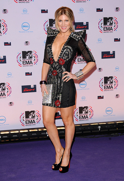 Hair Back「MTV Europe Music Awards 2010 - Arrivals」:写真・画像(11)[壁紙.com]