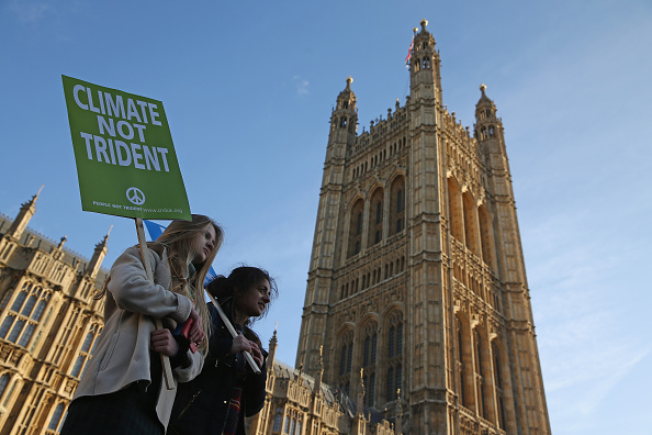 Dan Kitwood「Anti-Nuclear Campaigners Attend Rally To Protest Against Trident」:写真・画像(4)[壁紙.com]