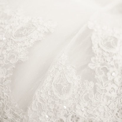 marriage「Close up lace detail, wedding dress pattern」:スマホ壁紙(17)