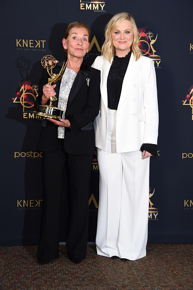 Silver Colored「46th Annual Daytime Emmy Awards - Press Room」:写真・画像(4)[壁紙.com]