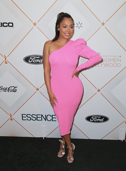 Pencil Dress「2018 Essence Black Women In Hollywood Oscars Luncheon - Red Carpet」:写真・画像(15)[壁紙.com]