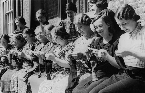 Knitting「Knitting For Victory」:写真・画像(11)[壁紙.com]