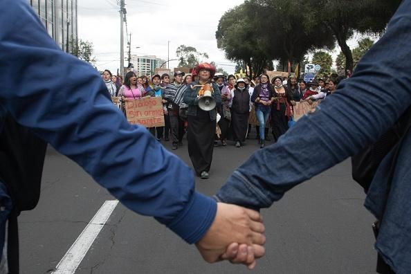 Variation「Government Crisis in Ecuador」:写真・画像(13)[壁紙.com]