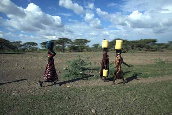 Water「Turkana Tribe's Way Of Life Is Threatened By The Effects Of Climate Change」:写真・画像(5)[壁紙.com]