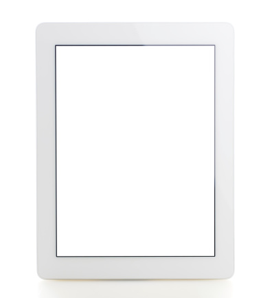 Touch Screen「Blank screen white tablet pc」:スマホ壁紙(4)